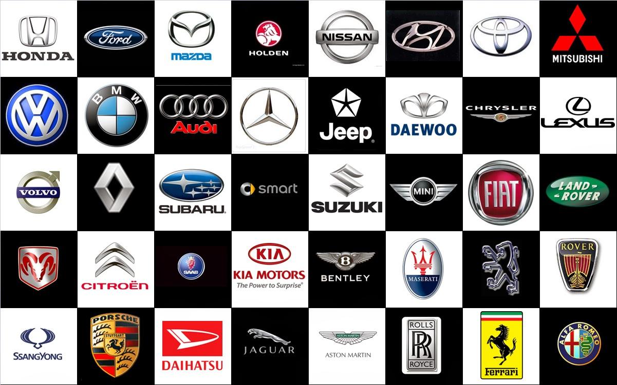 otomobil logoları