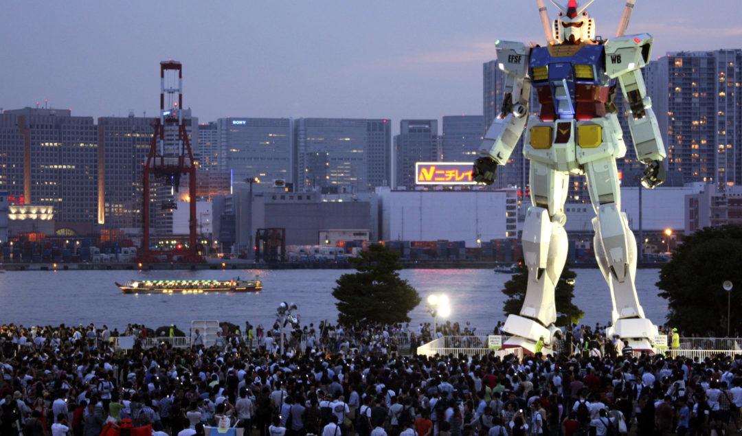 2020 Yaz Olimpiyatlarının Tokyo Teknolojileri