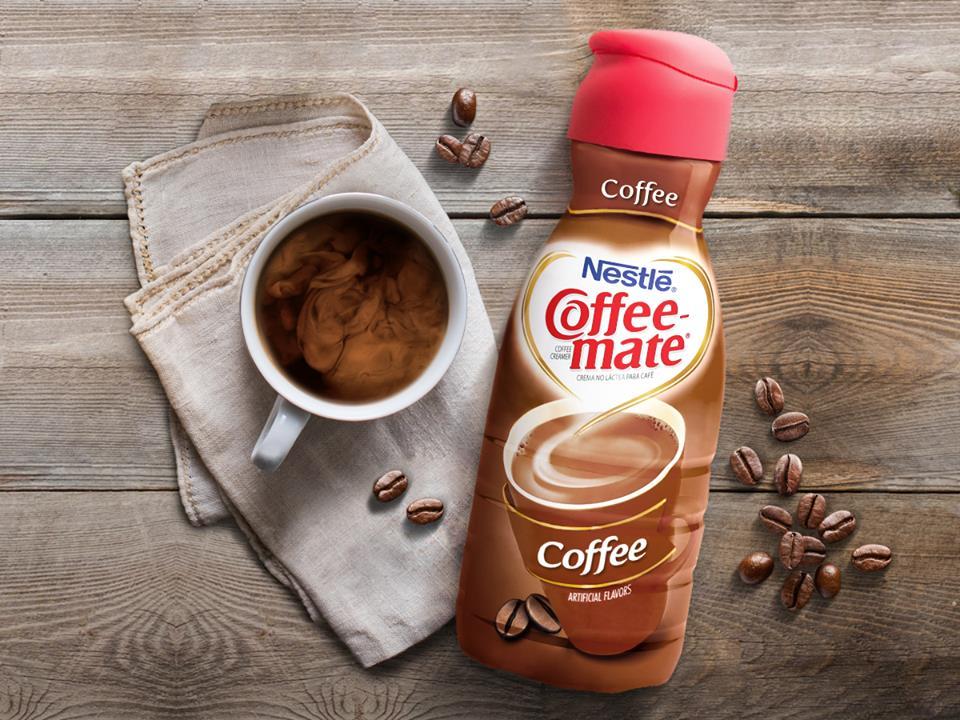 coffee-mate kahve aromalı krema