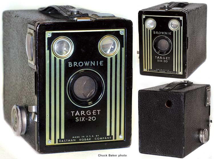 kodak fotoğraf makinesi