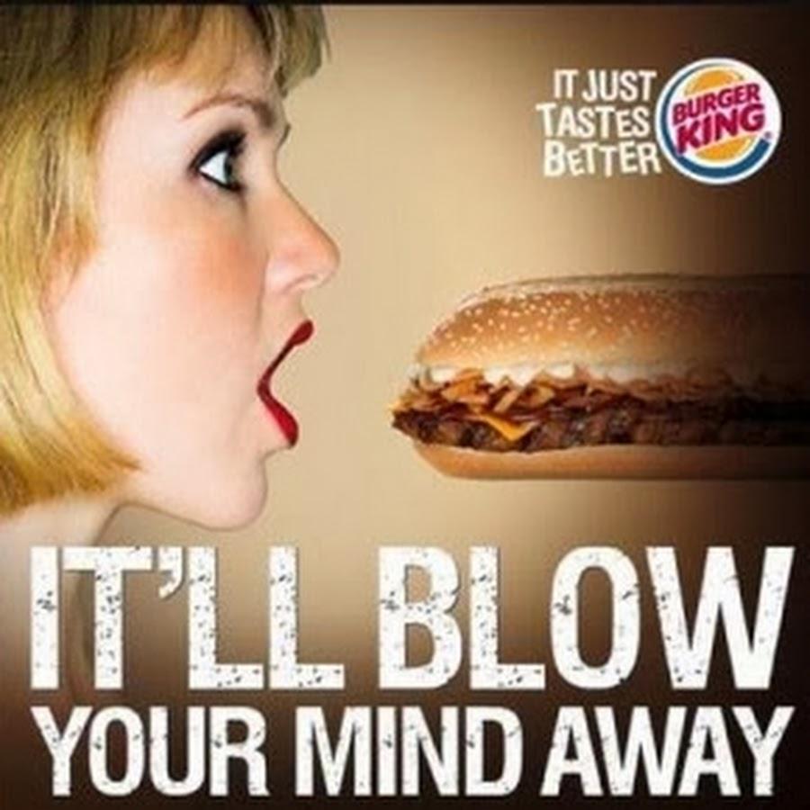Burger King afişleri