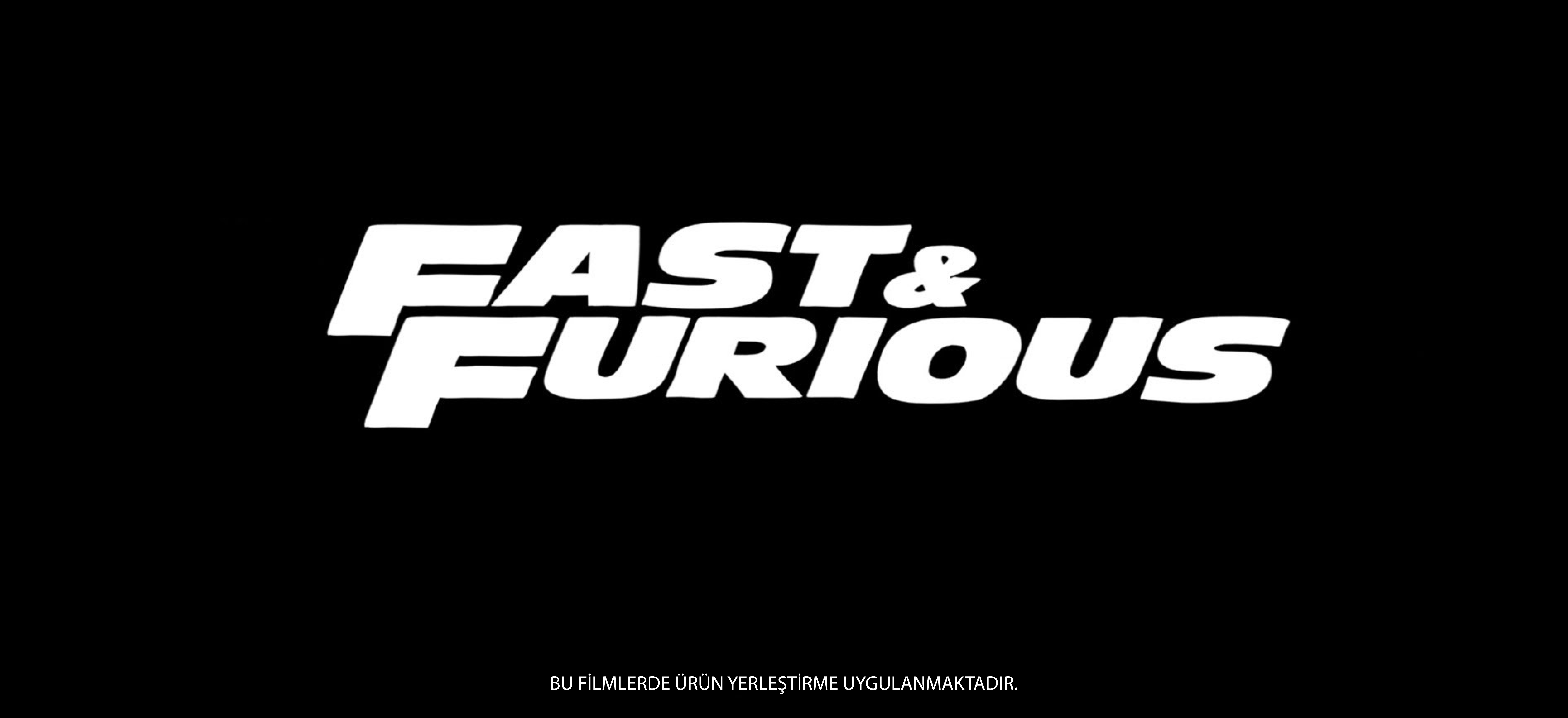 Fast and Furious ve Corona