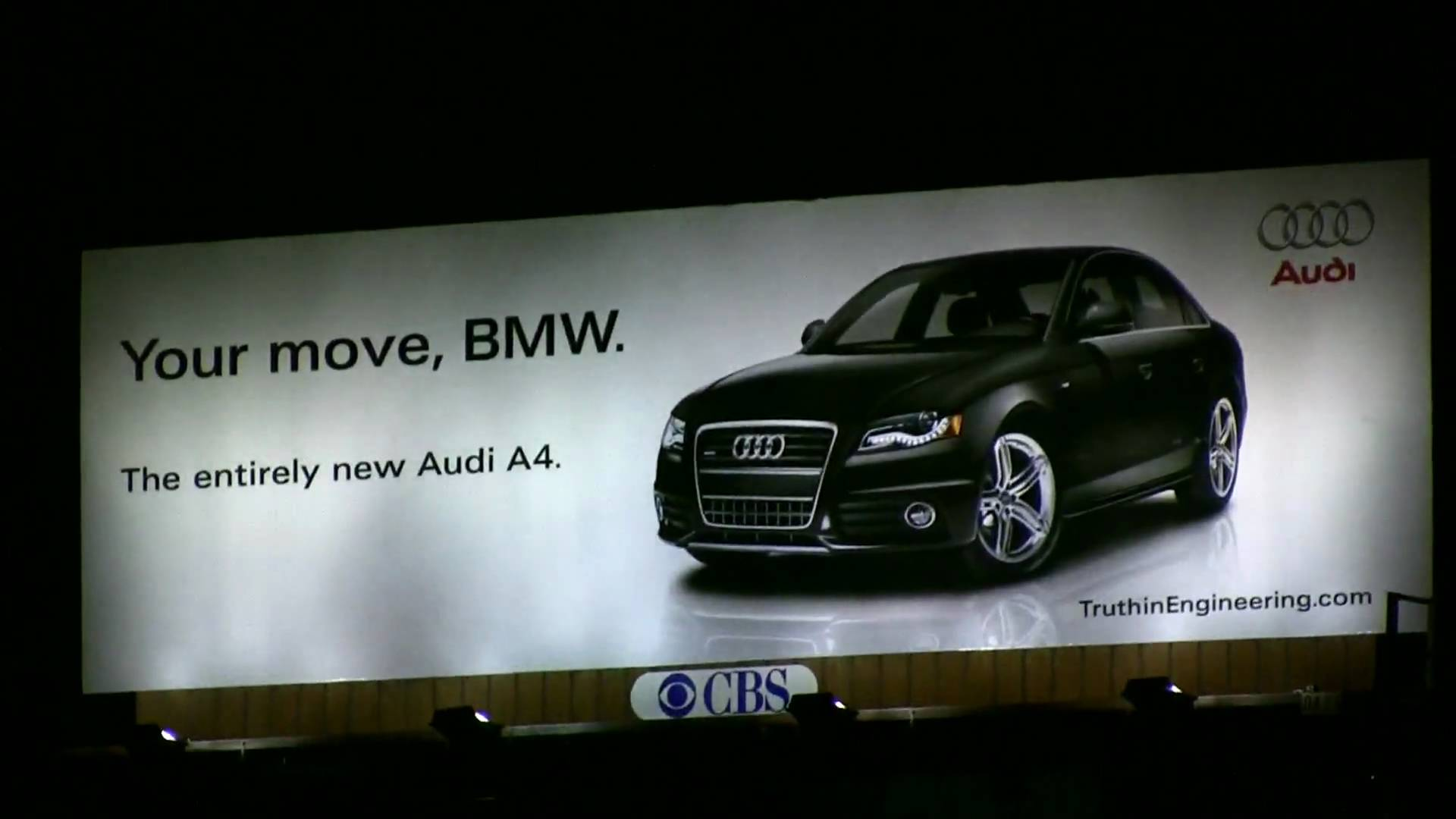audi your move