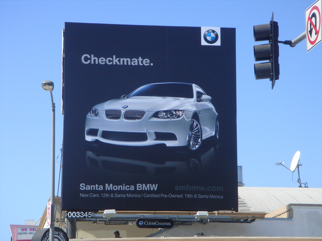 bmw chechmate