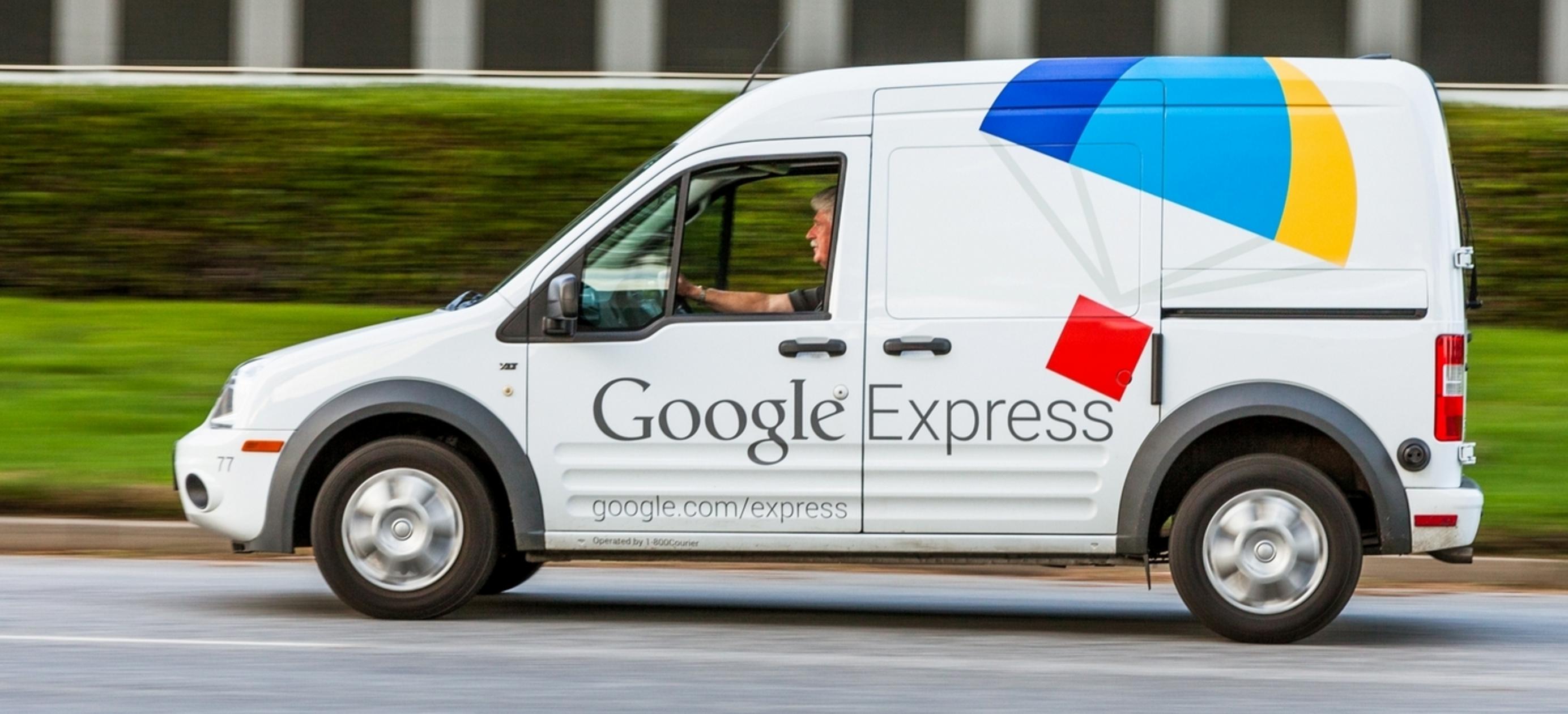 google express nerede var