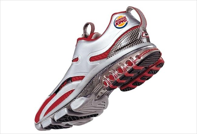 Burger King ayakkabılar