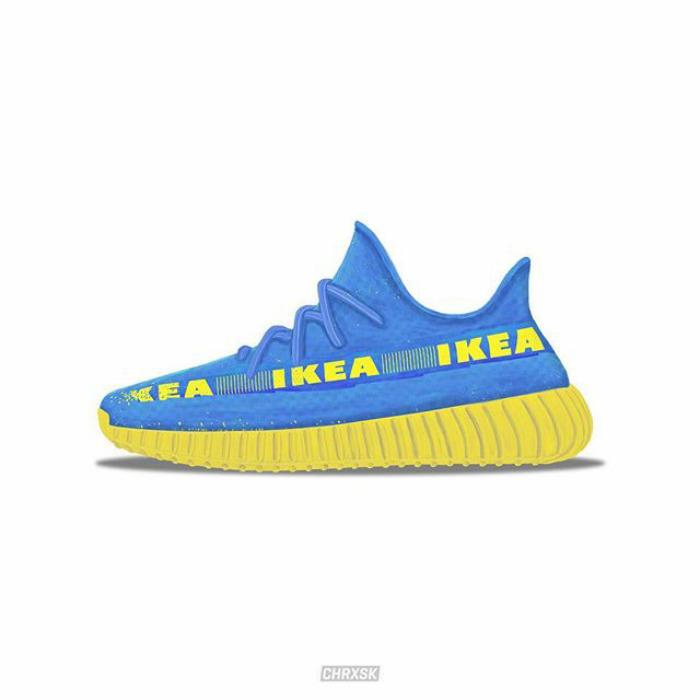 ikea spor ayakkabı