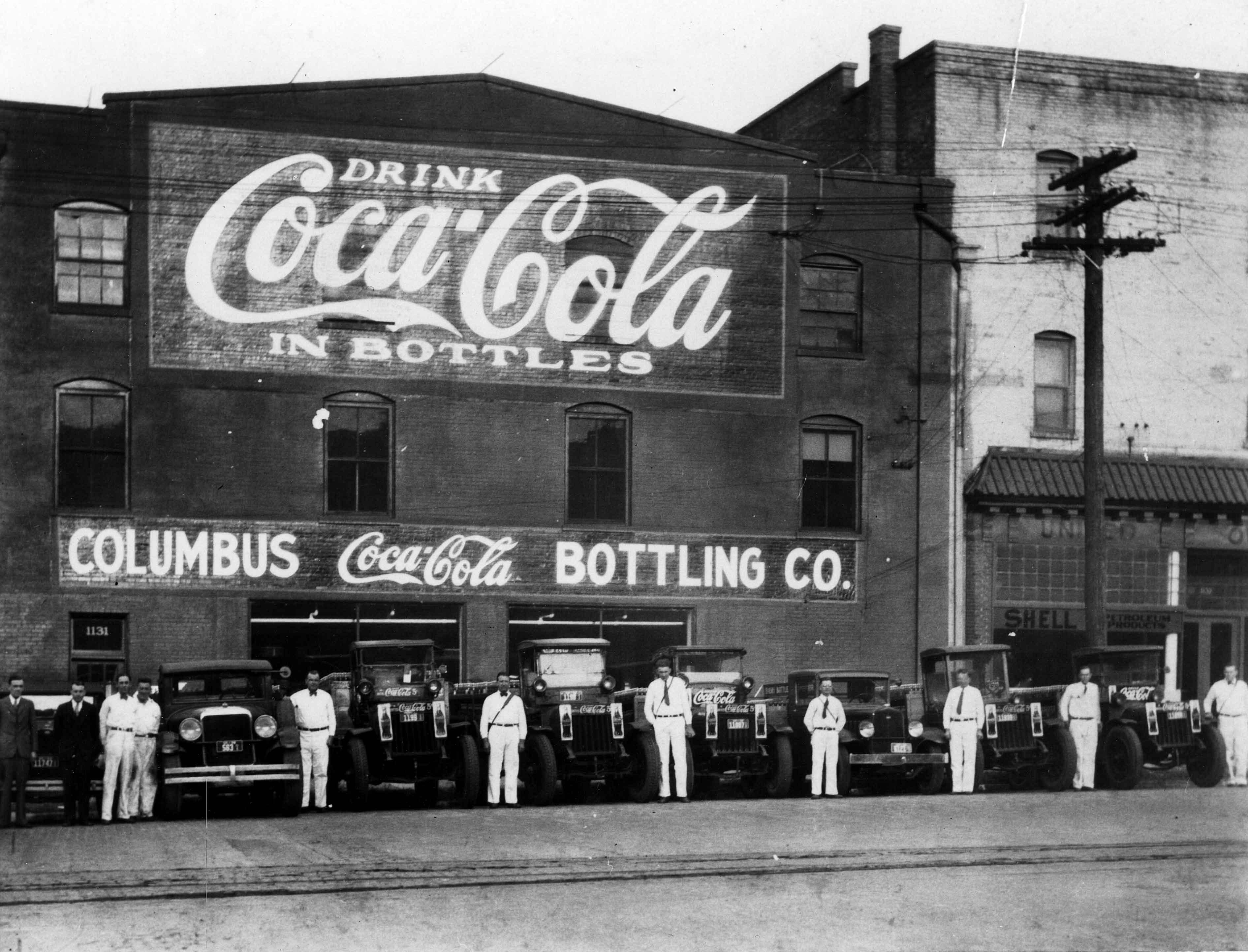 coca cola ne üretiyordu