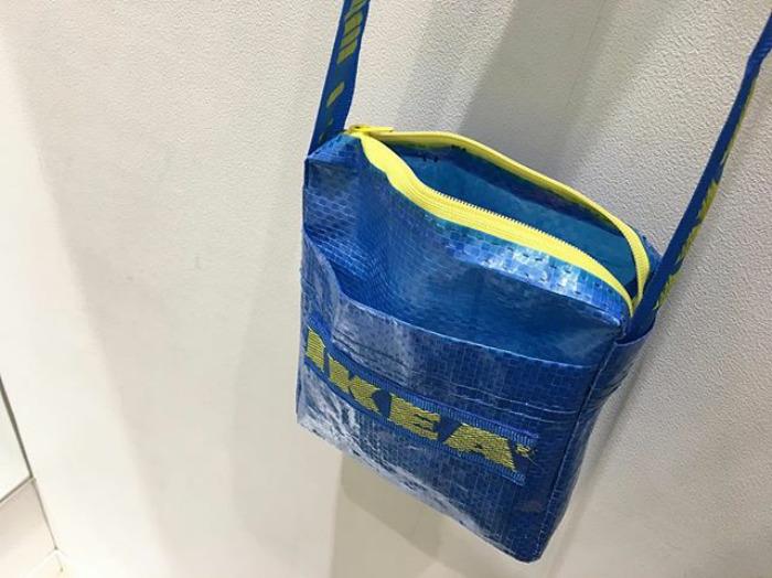 ikea kol çantası
