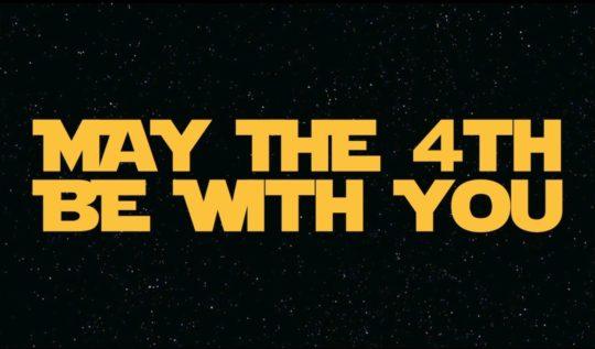 4 mayıs dünya star wars günü