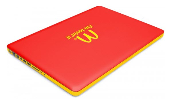 McDonalds mcbook