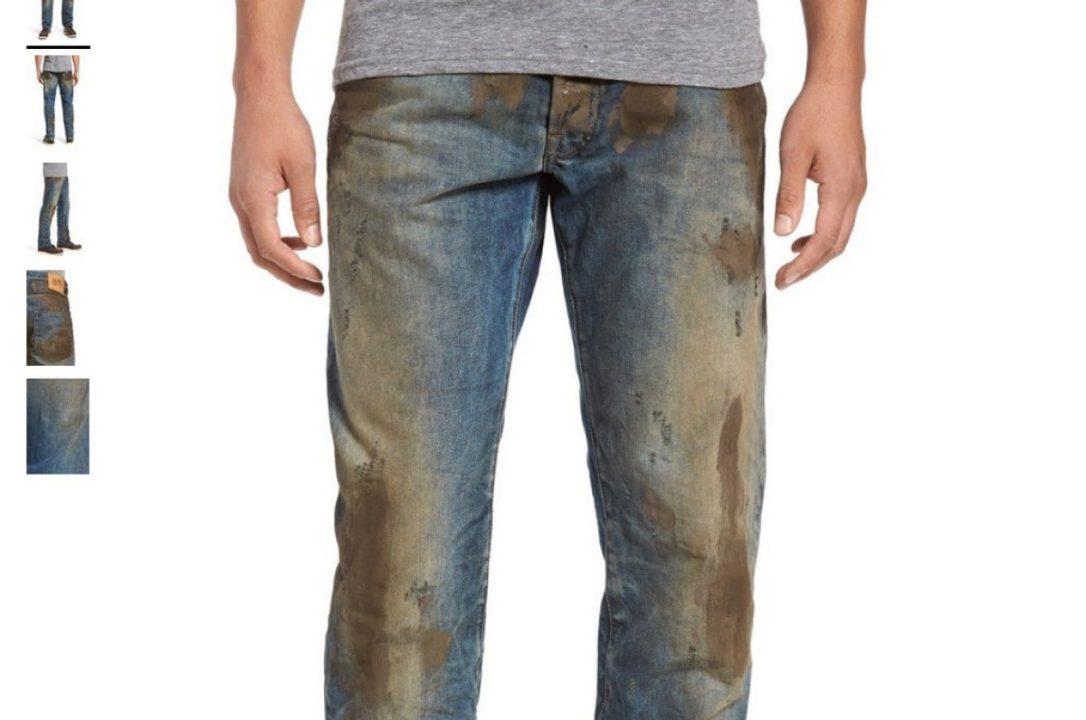 Barracuda Straight Leg Jeans