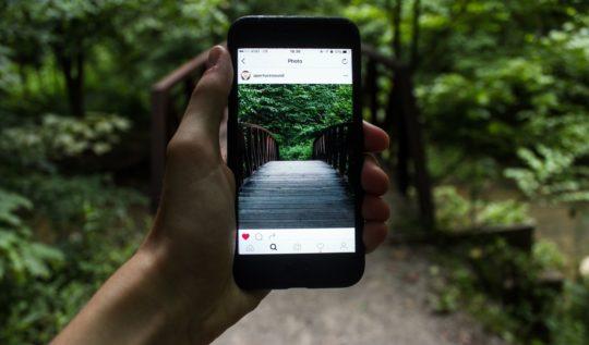 instagram snapchat rekabeti
