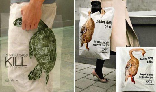Plastik poşet öldürür. Plastik poşet kullanımına karşı çık. Küresel eylemi destekle.