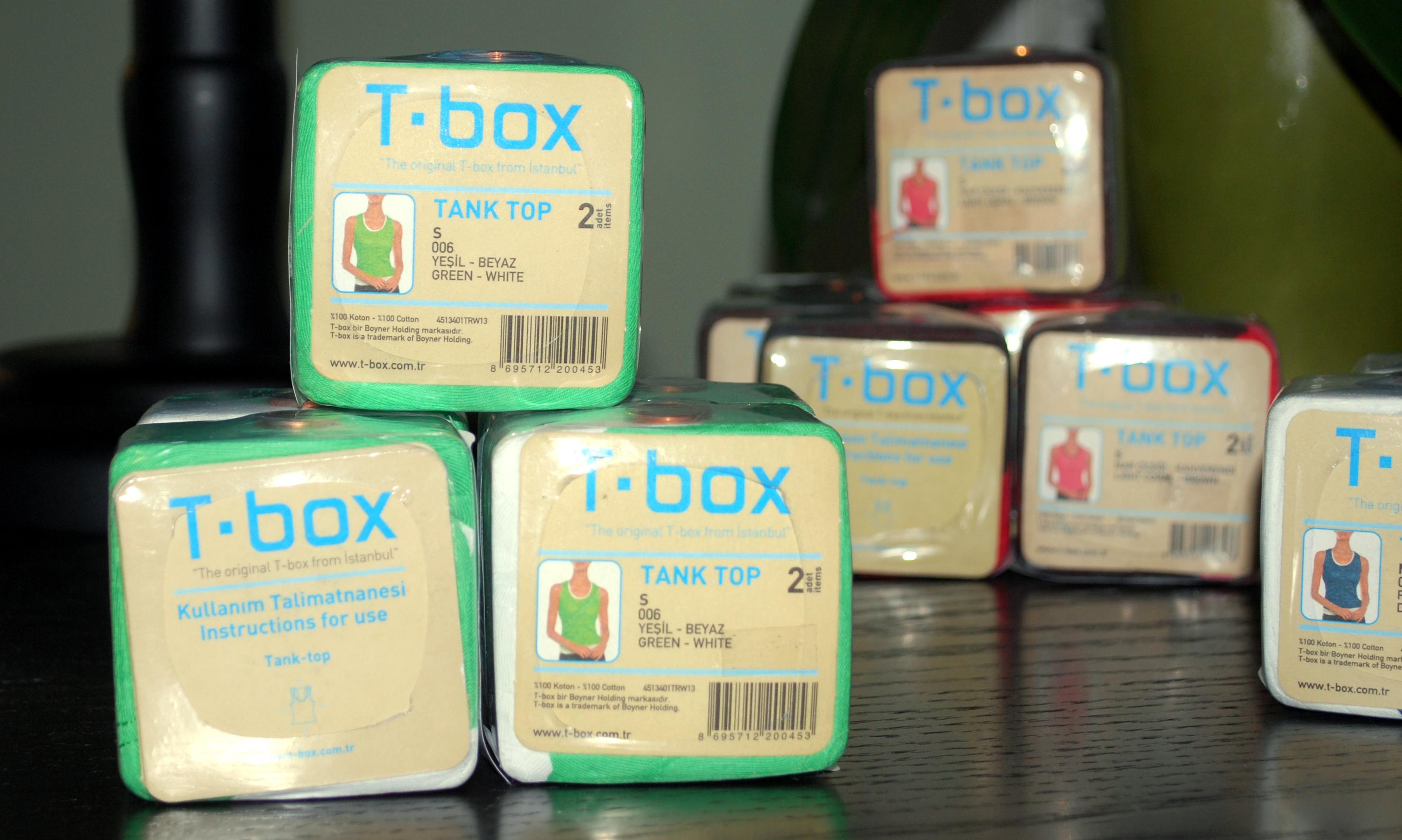 T-box'a ne oldu