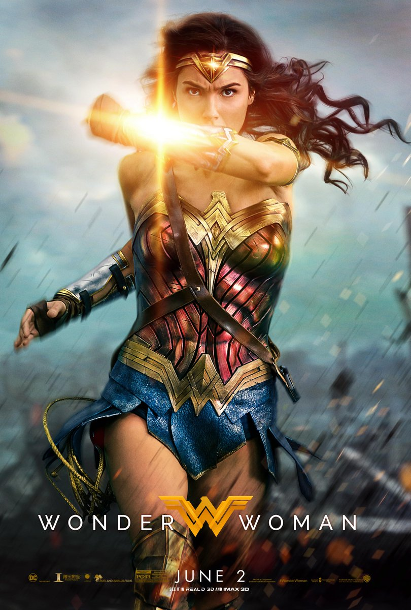 Wonder Woman posterleri