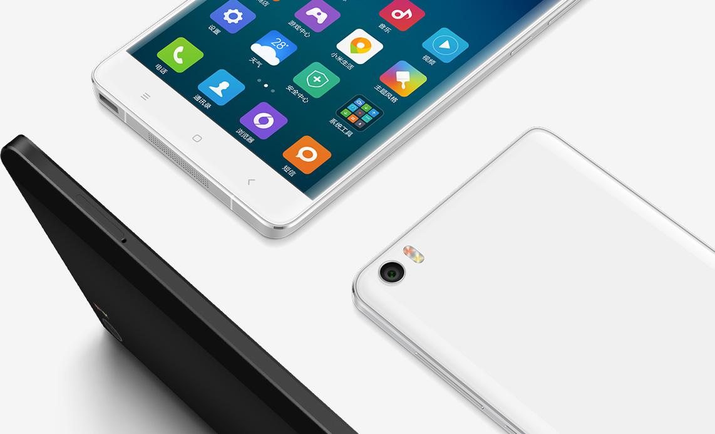 Xiaomi Scroll