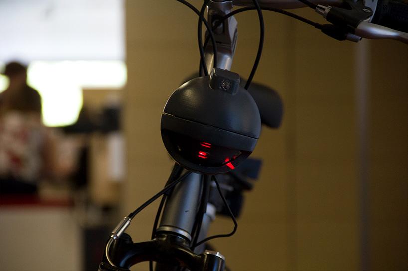 Michelin'in bisiklet koruma sistemi