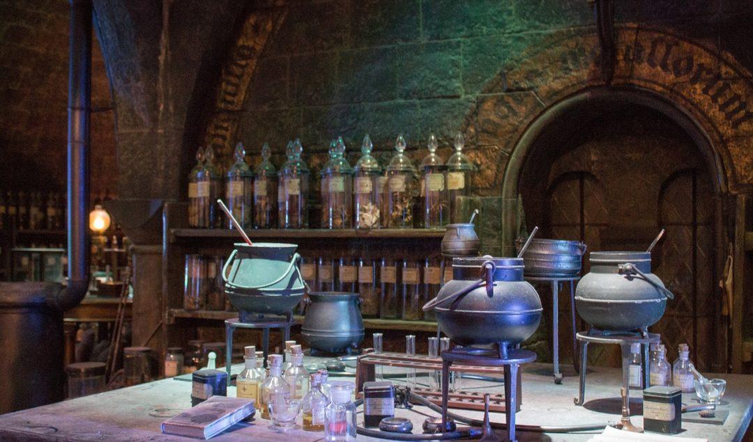 harry potter mekanları