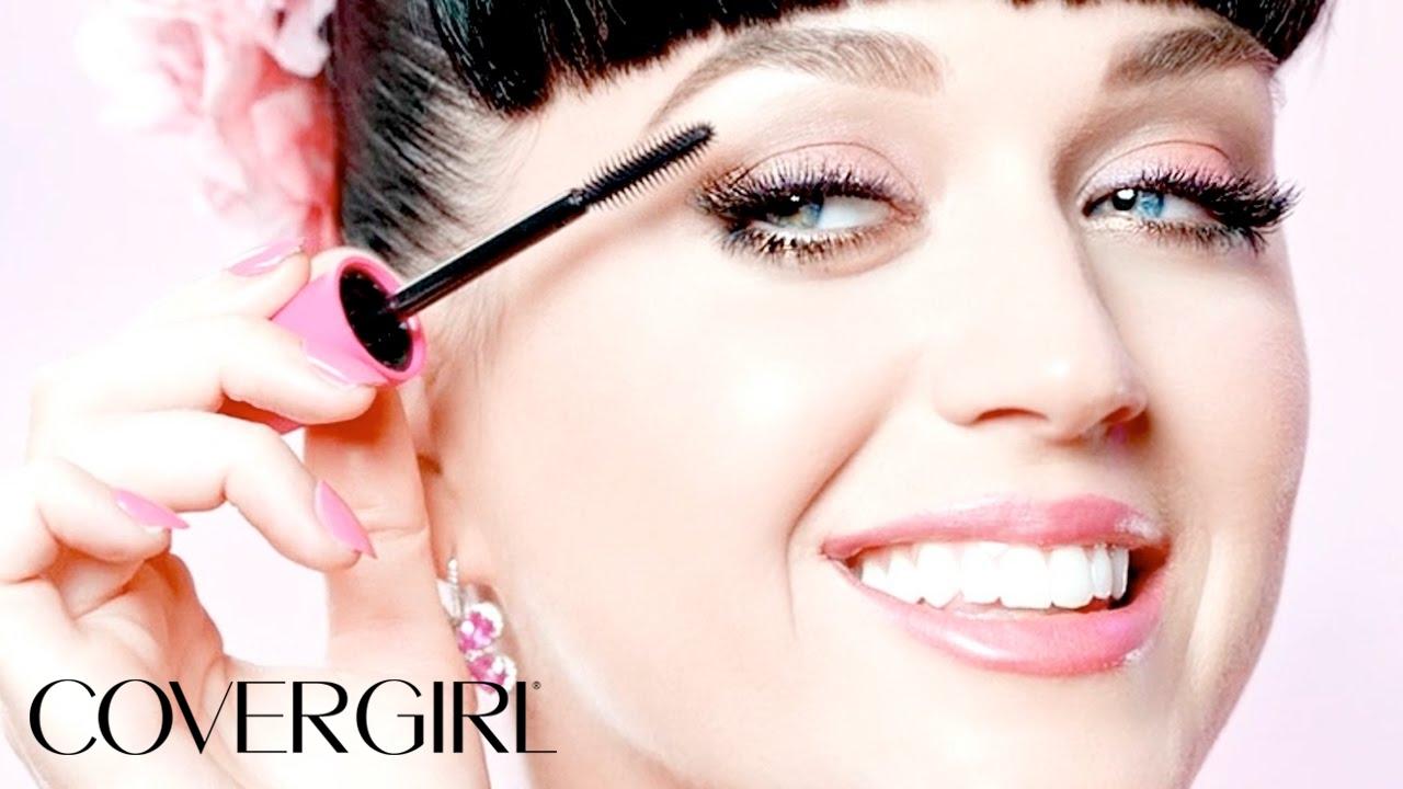 CoverGirl'ün Katy Perryi ile ortak çalışması