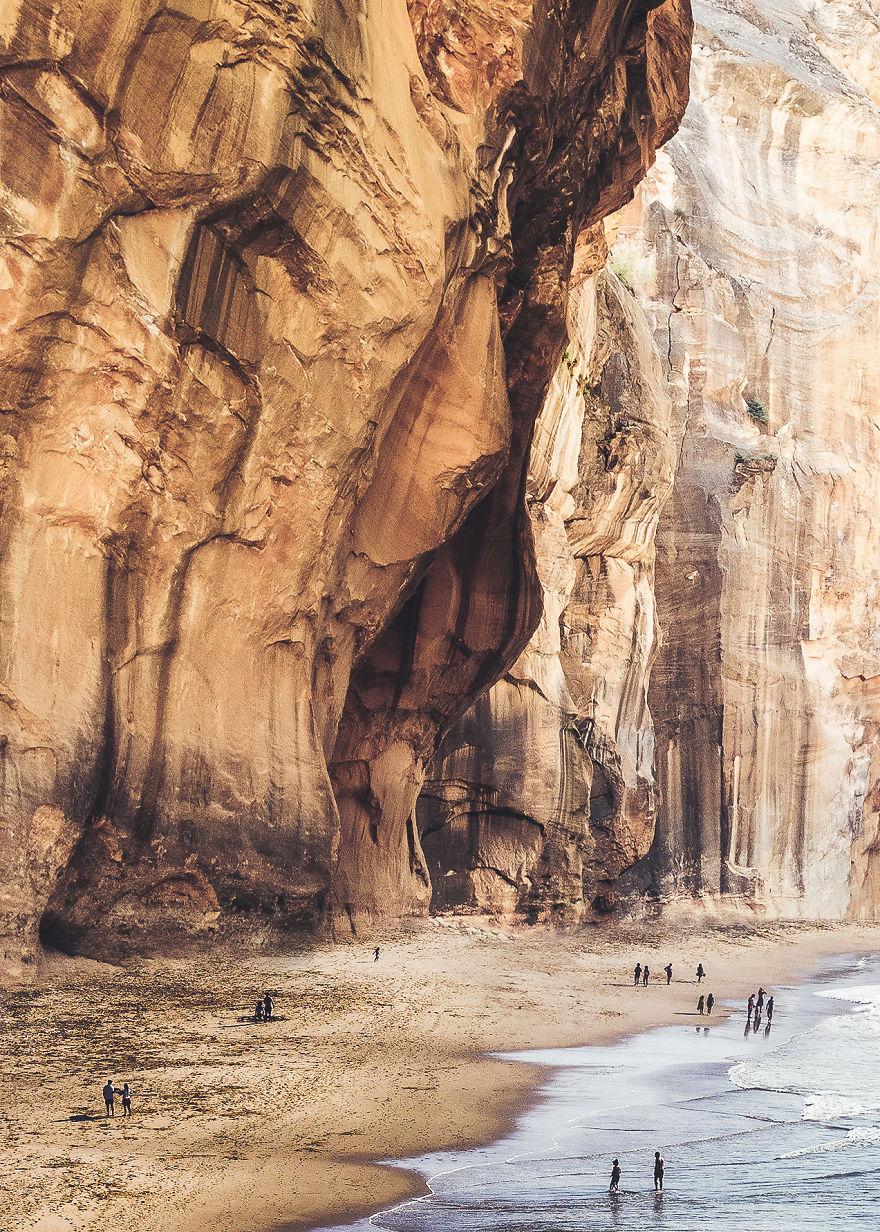 canyon beaach