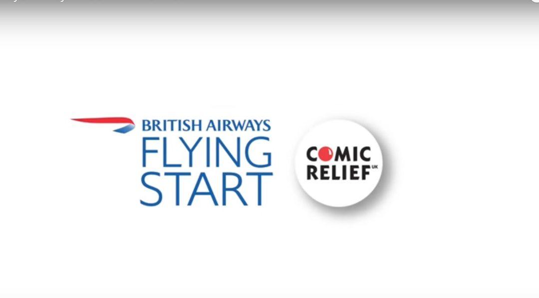 British Airlines'ın güvenlik videosu