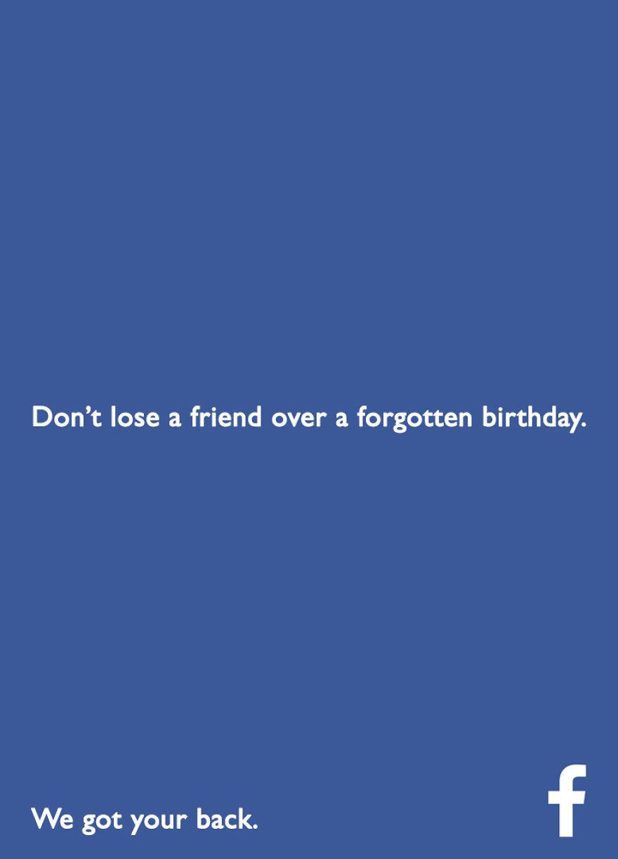 facebook slogan
