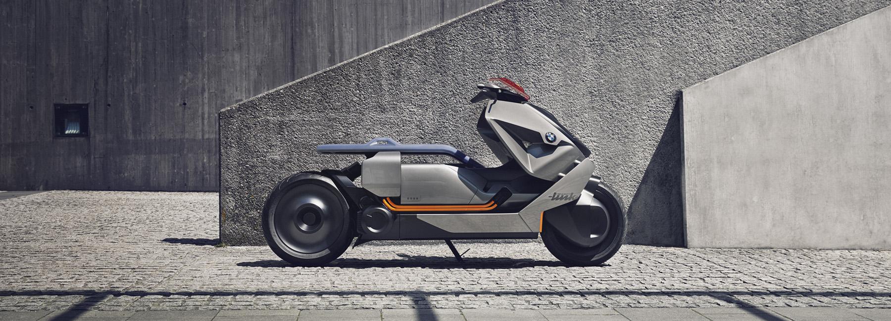BMW Farkıyla Motorsiklette Batpod Esintileri