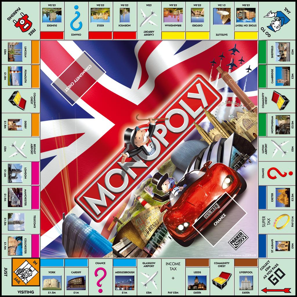 monopoly oyunu