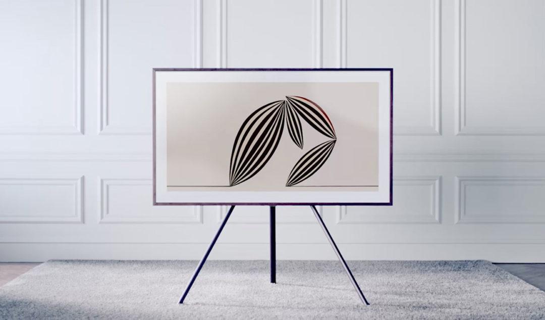 samgung frame tv