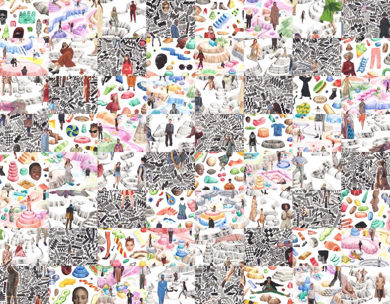 Pharrel Williams ve Twyla işbirliği ile pop art sergisi