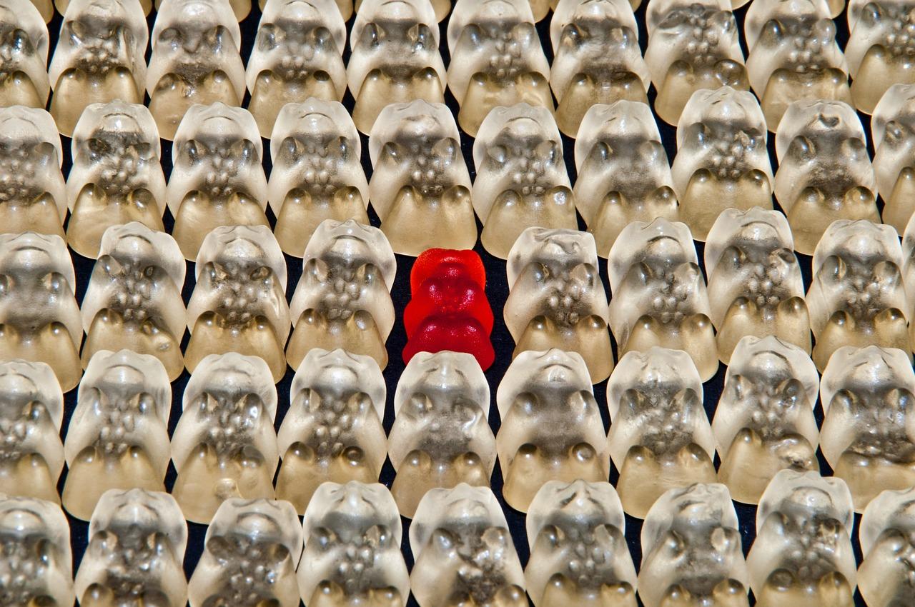 farklı olmak