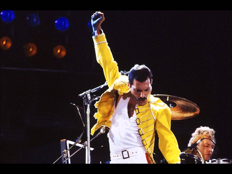 Freddie Mercury ve Queen