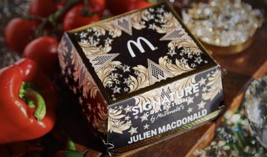 McDonald's'ın yeni gurme serisi