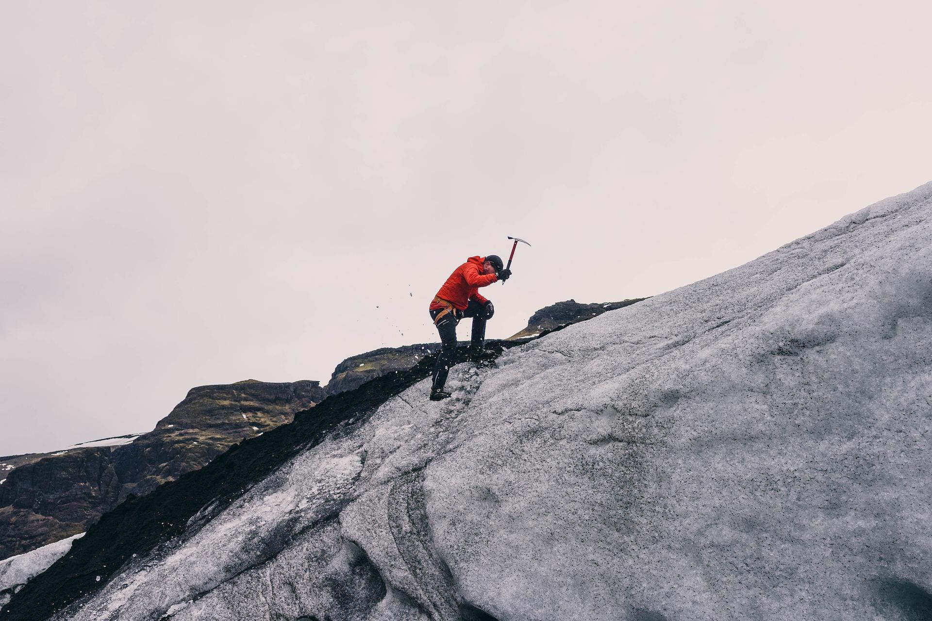 Adrenalin Bağımlıları için Dağcılık