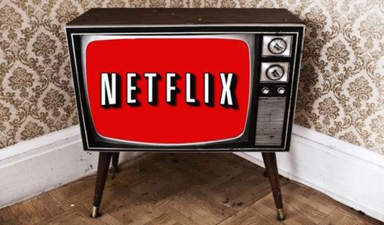 netflix televizyonu