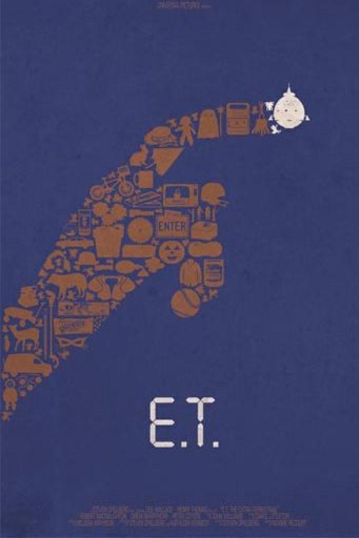 E.T afiş