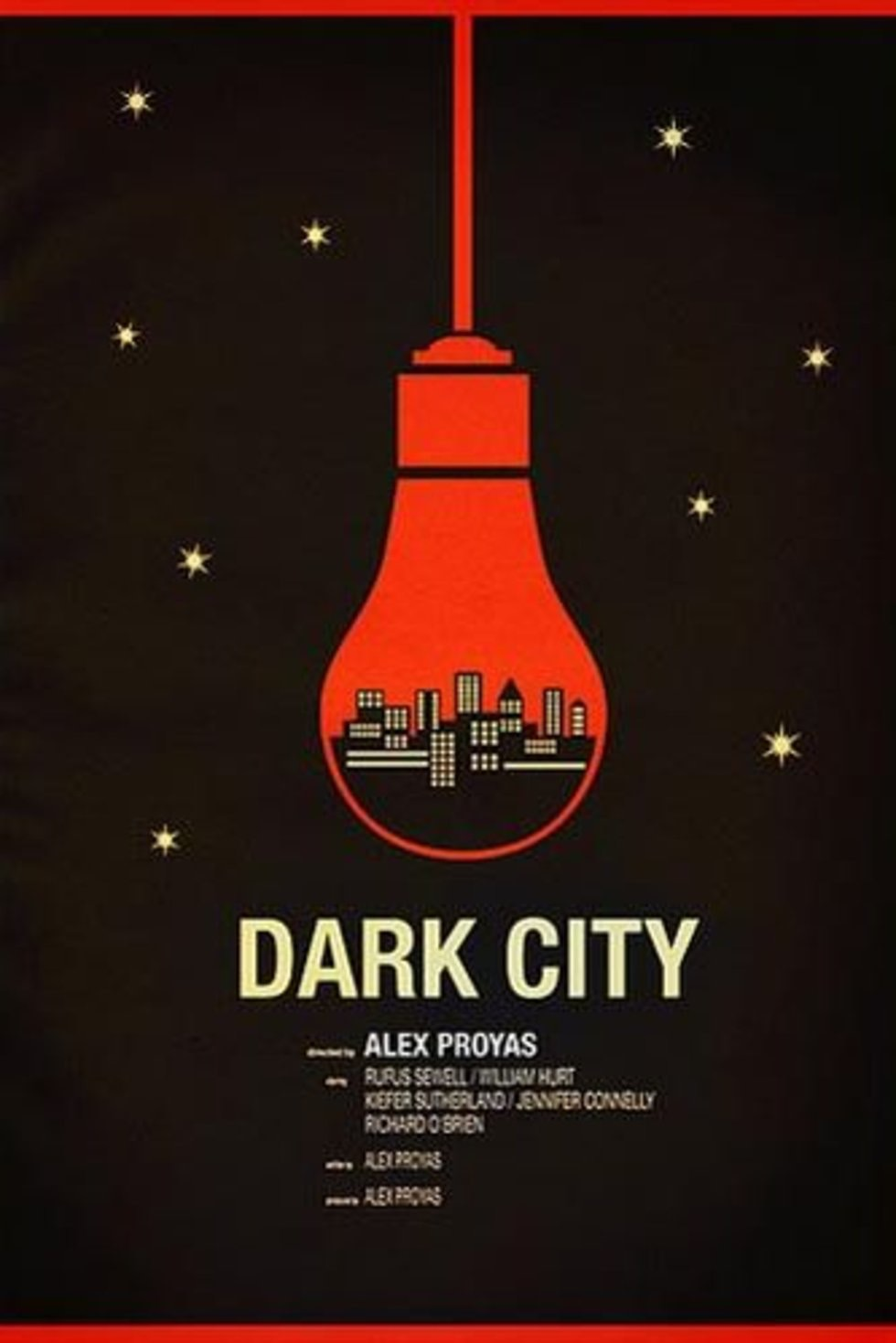 dark city filminin konusu