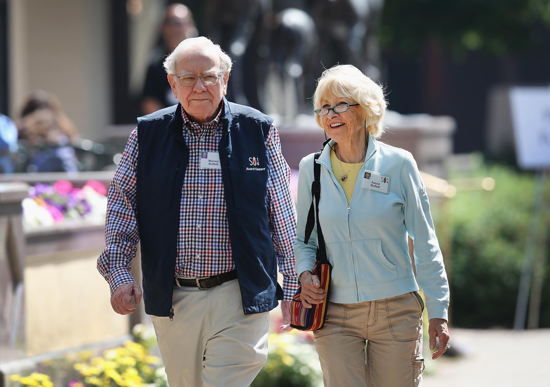 warren Buffett ve Astrid