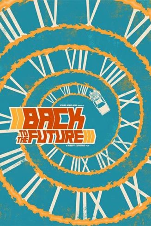 geleceğe dönüş film poster