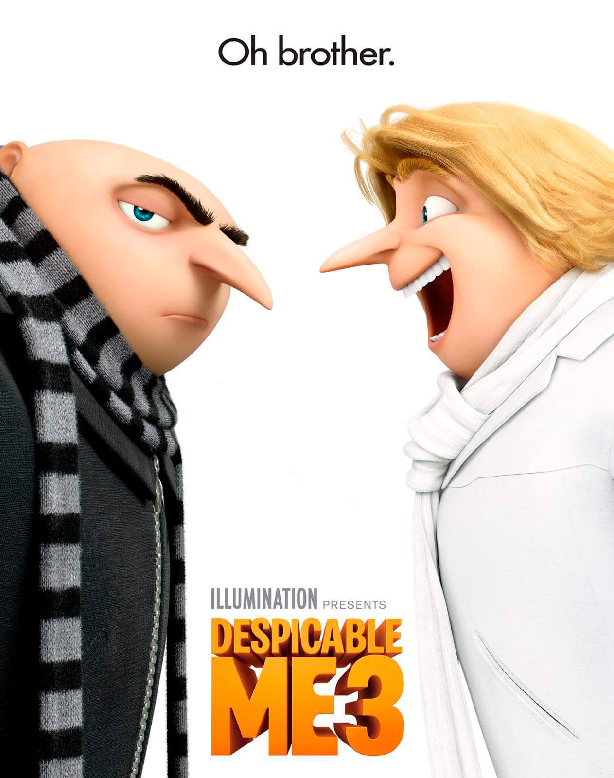 Çılgın Hırsız 3 orijinal film afişi