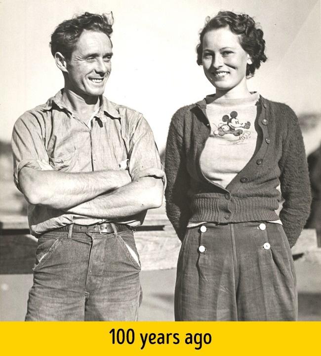 100 yıl önce aşk