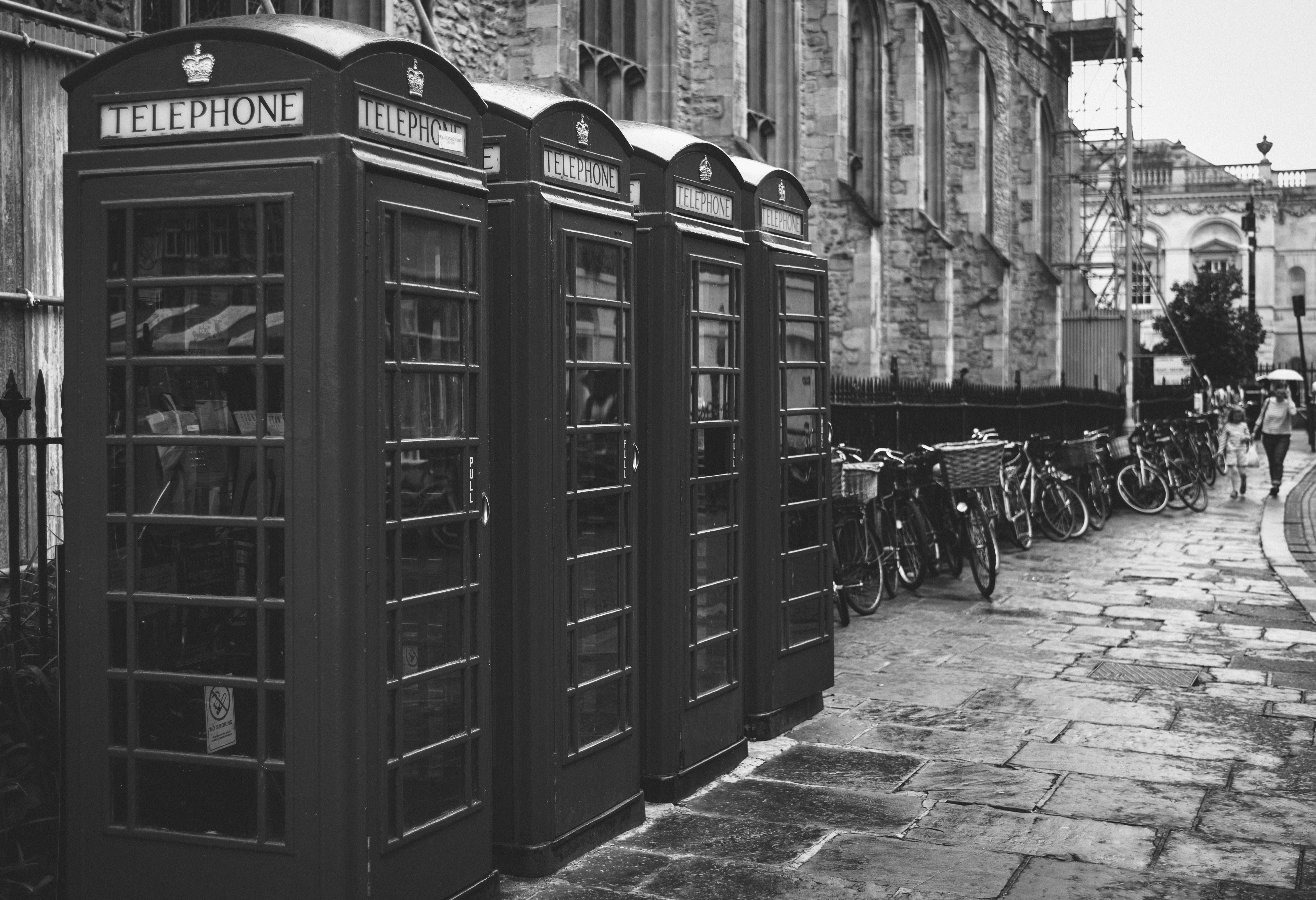 100 yıl önce telefon