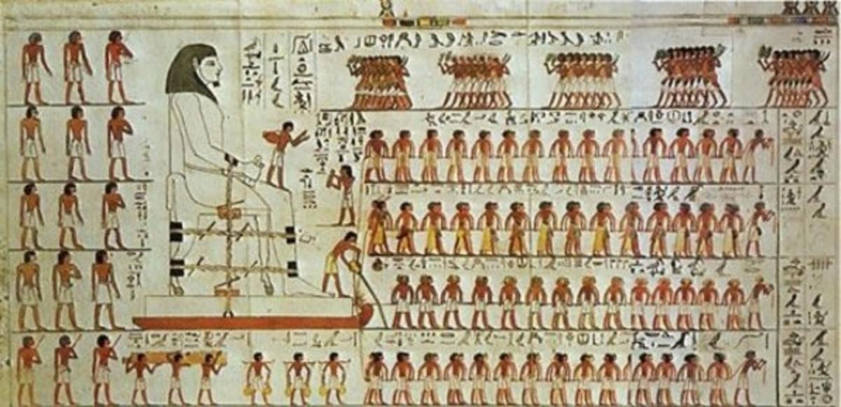 piramitlerin yapımının sırrı
