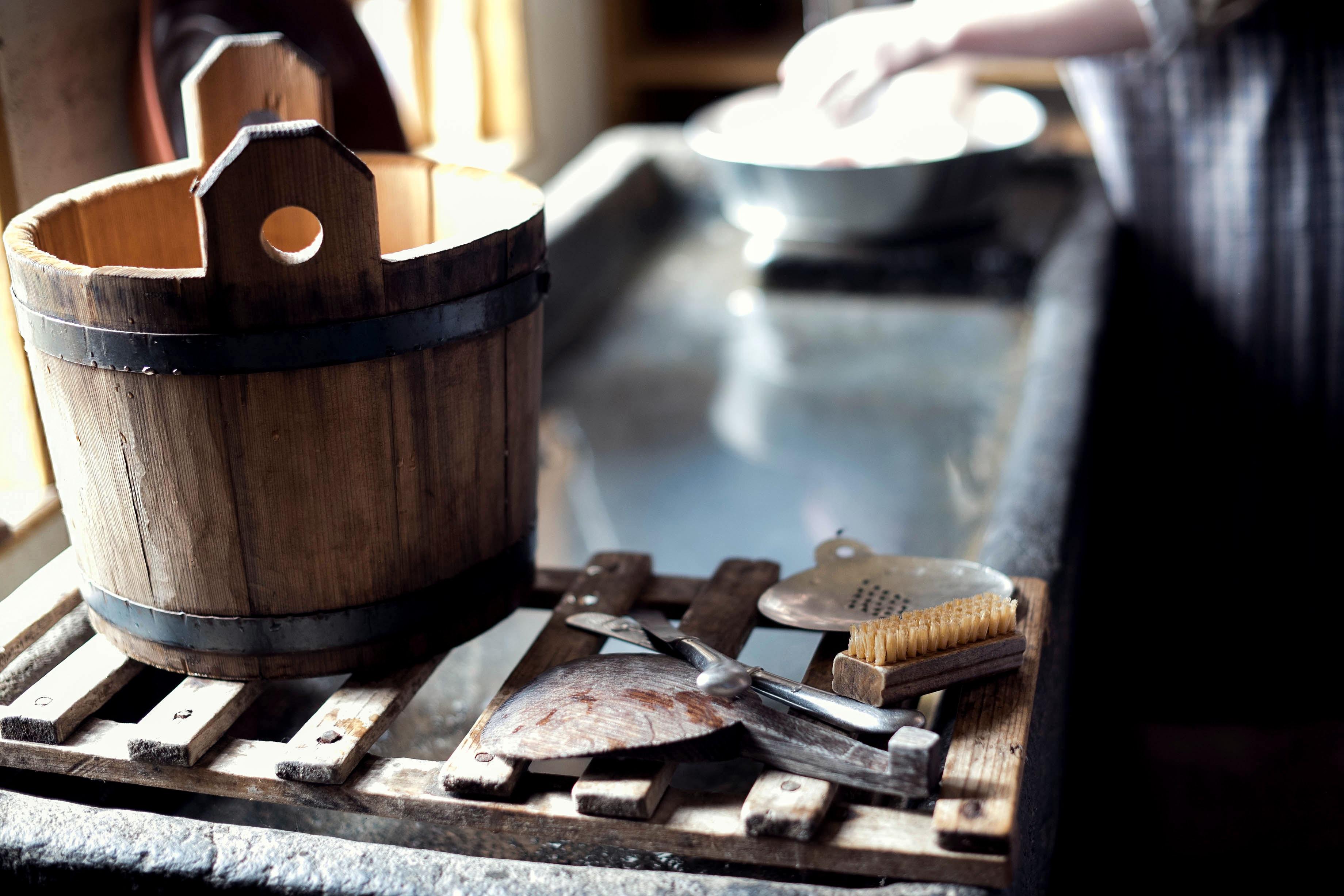 100 yıl önce insanlar borik asit ile banyo yapıyorlardı