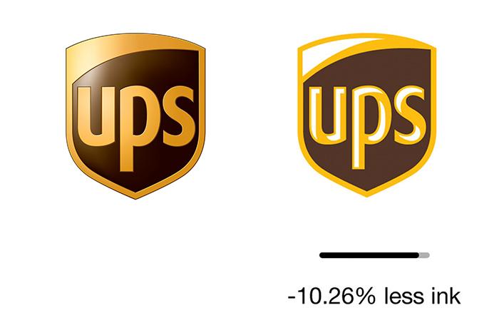 ups çevre dostu logo