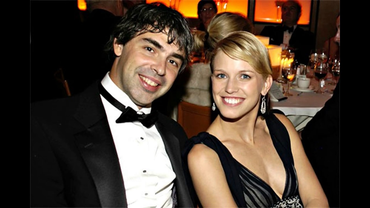 larry page ve lucinda southworth