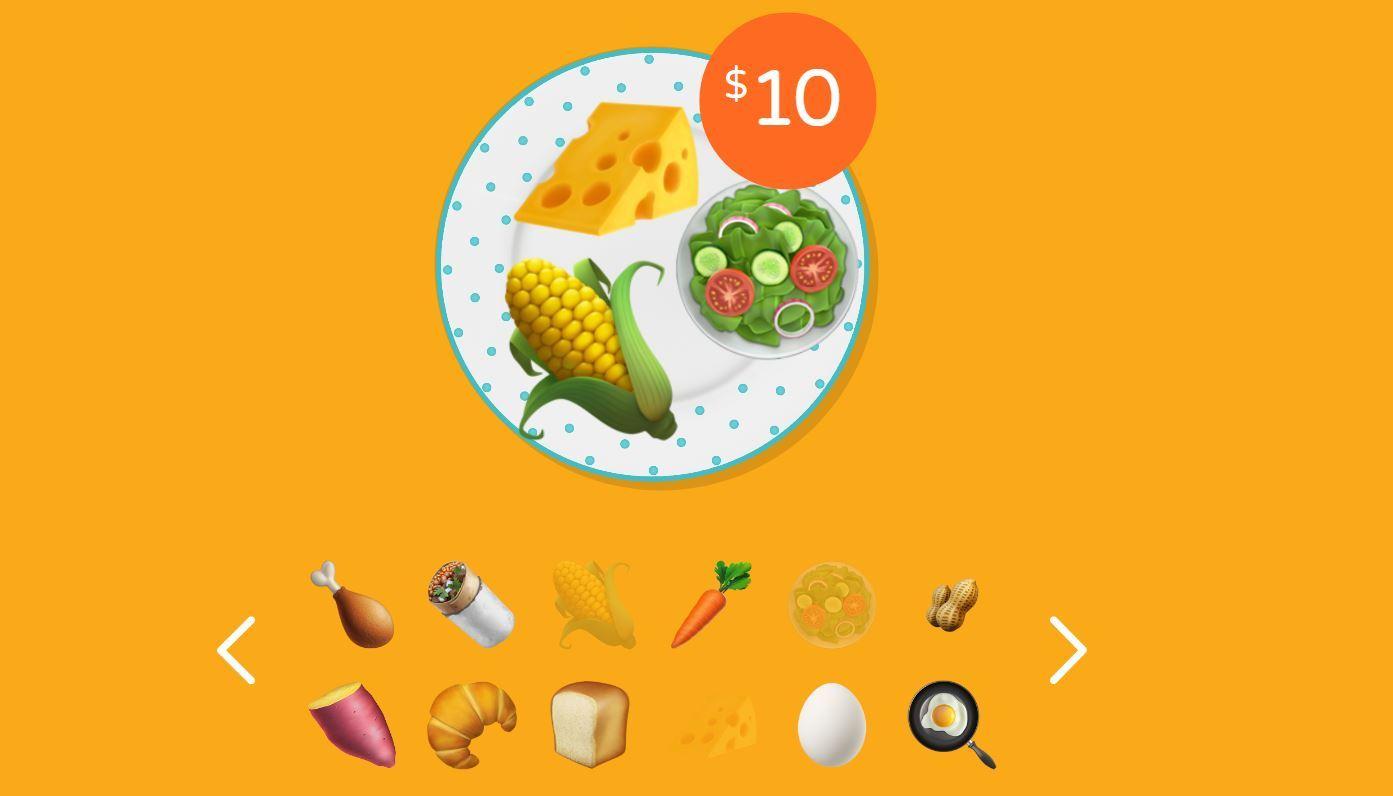 emoji yemekler