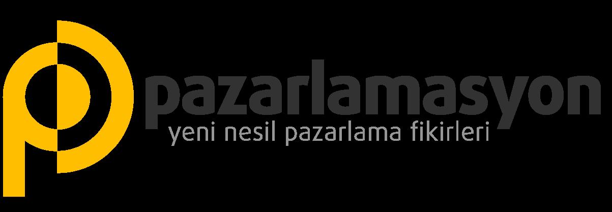 Pazarlamasyon Logo