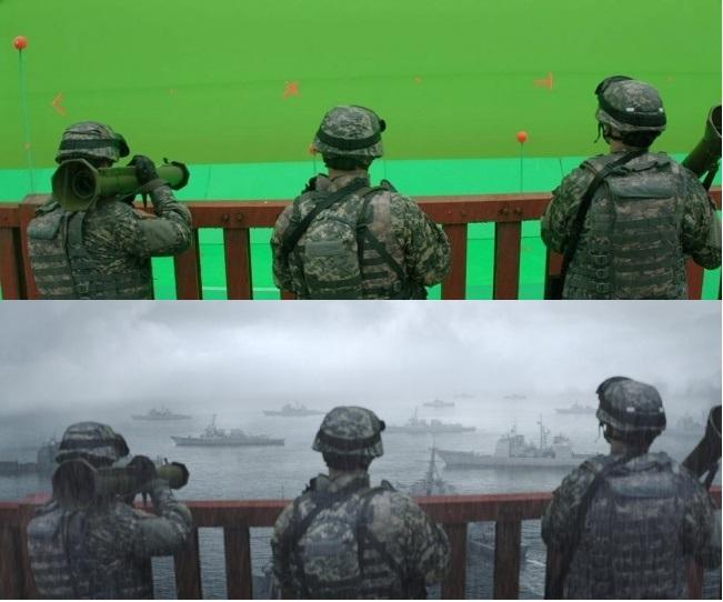 godzilla amerikan soldiers